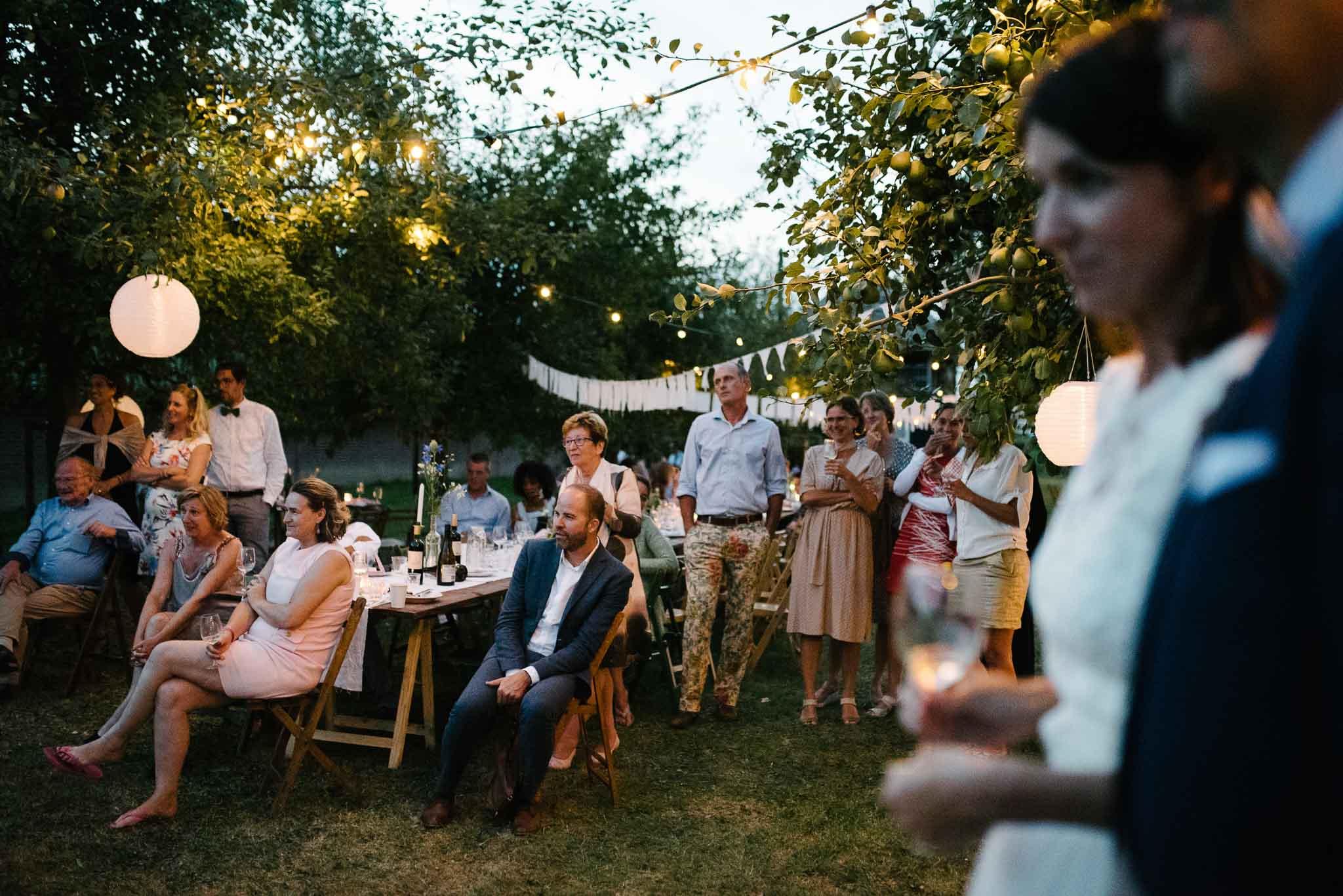 bohemian bruiloft festival stijl weiland ideeen