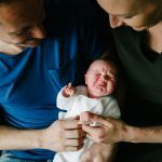 ongeposeerde foto's newborn Utrecht
