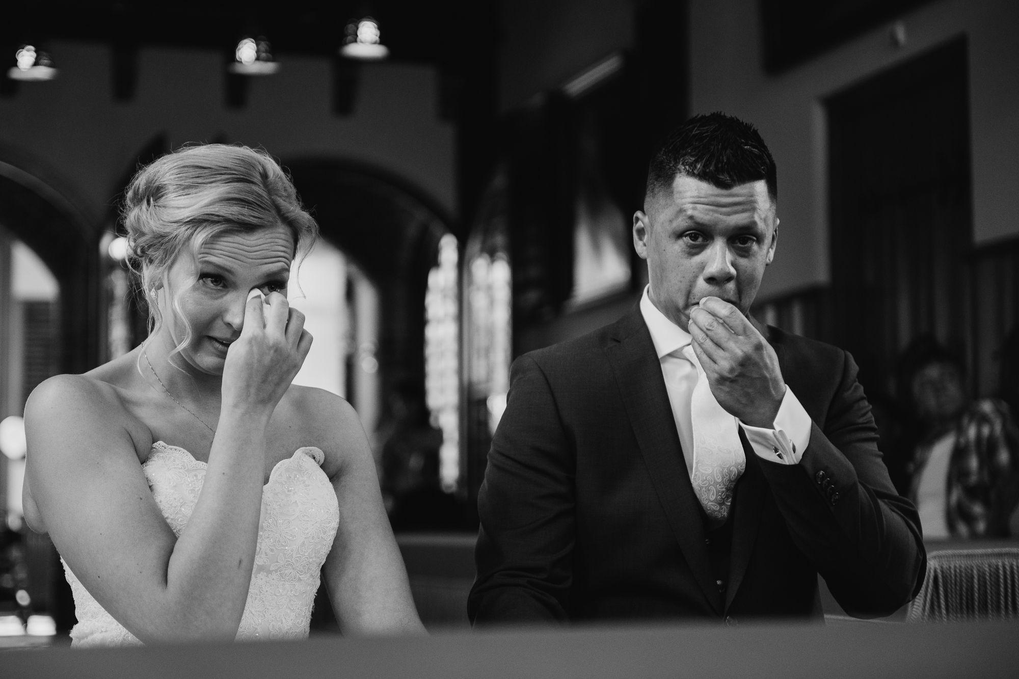bruidsfotograaf Vught journalistieke fotos bruiloft