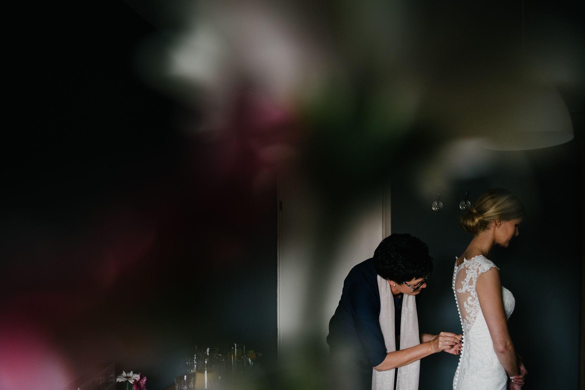 journalistieke bruidsfotografie Den Bosch Vught