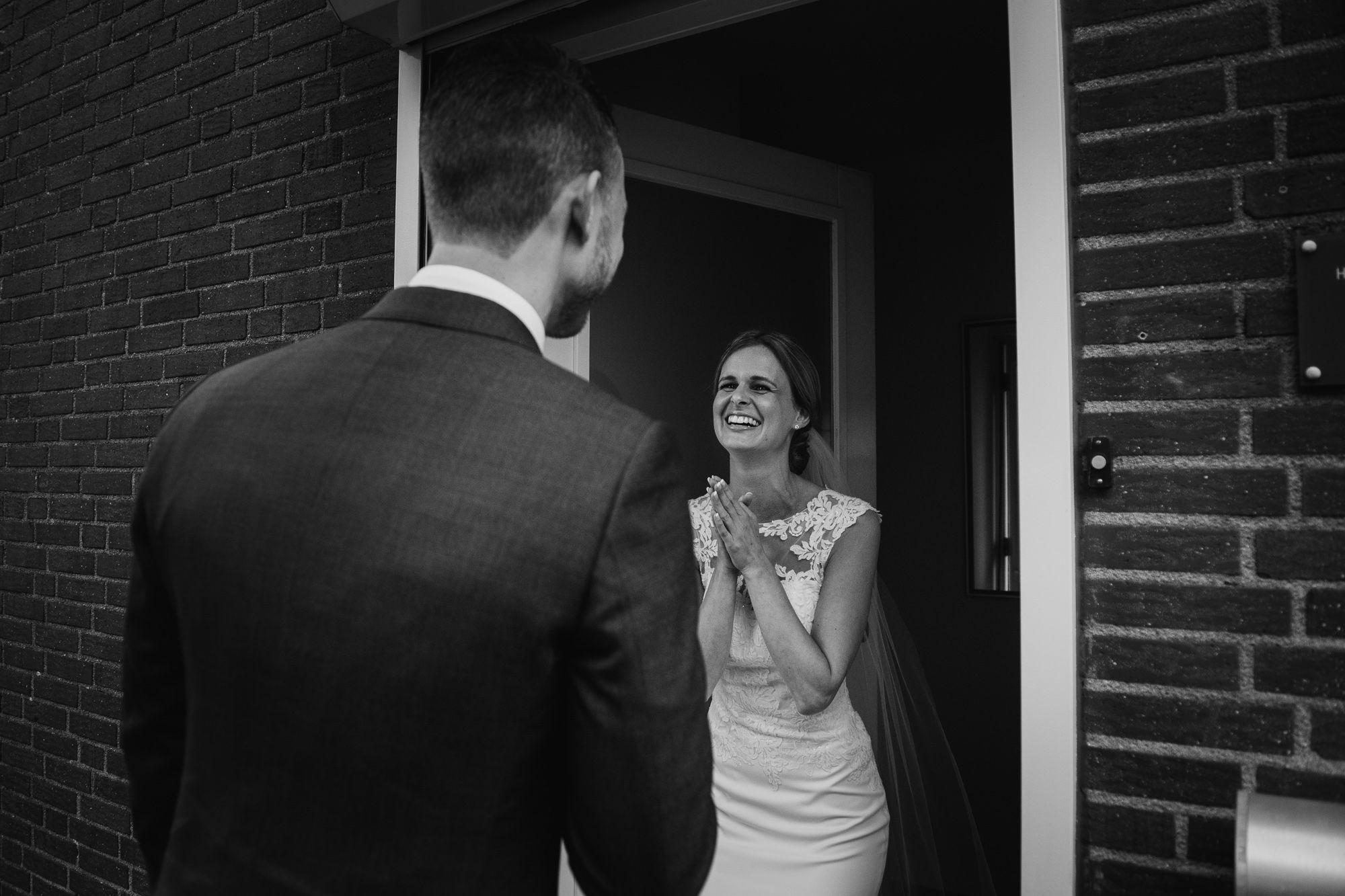 spontane bruidsfotografie Den Bosch Vught