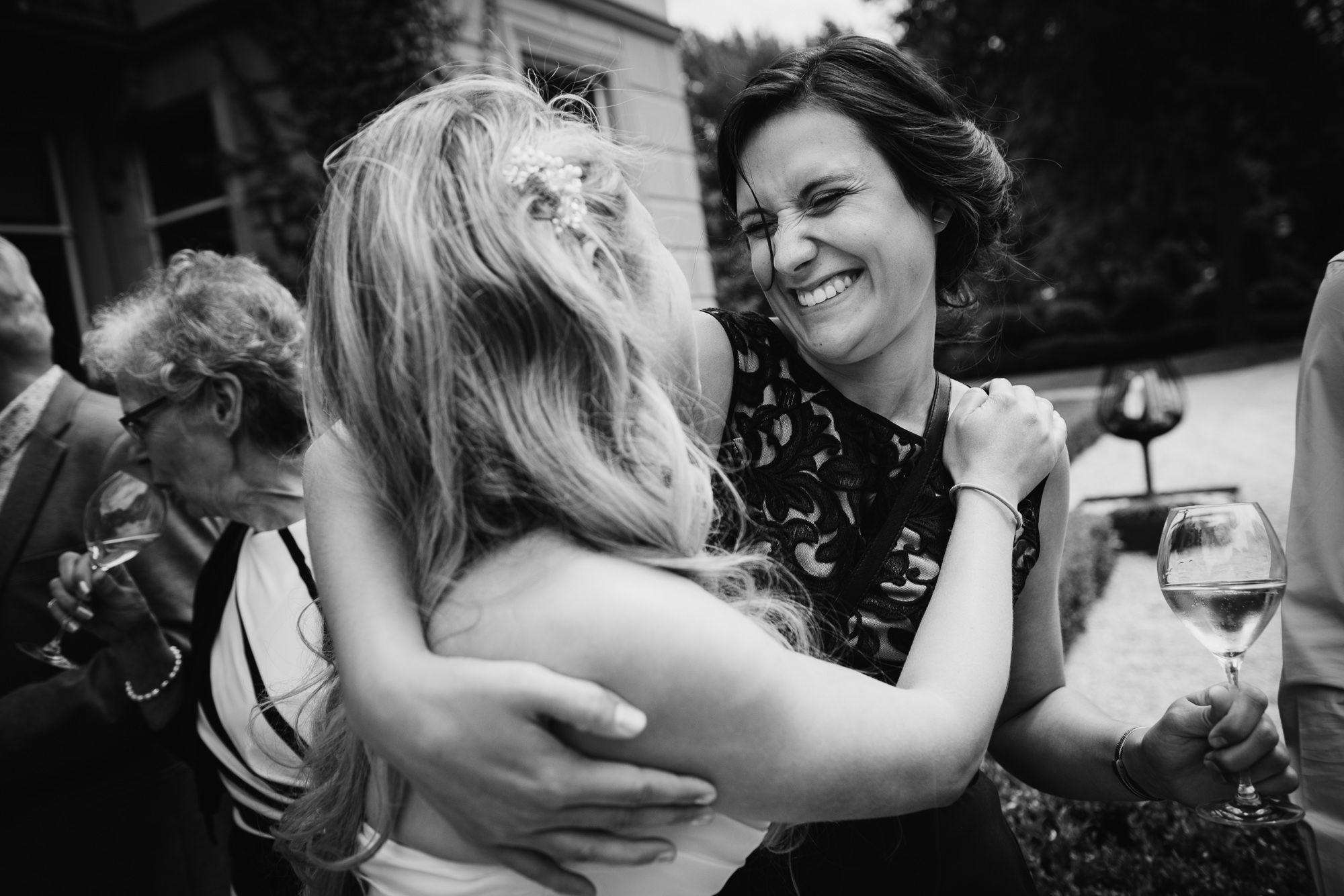 bruiloft bij Kasteel de Hoogenweerth Maastricht trouwfotograaf