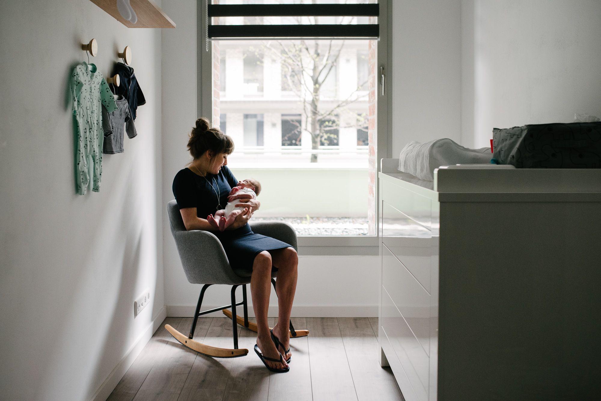 fotograaf newborn baby breda ongeposeerd