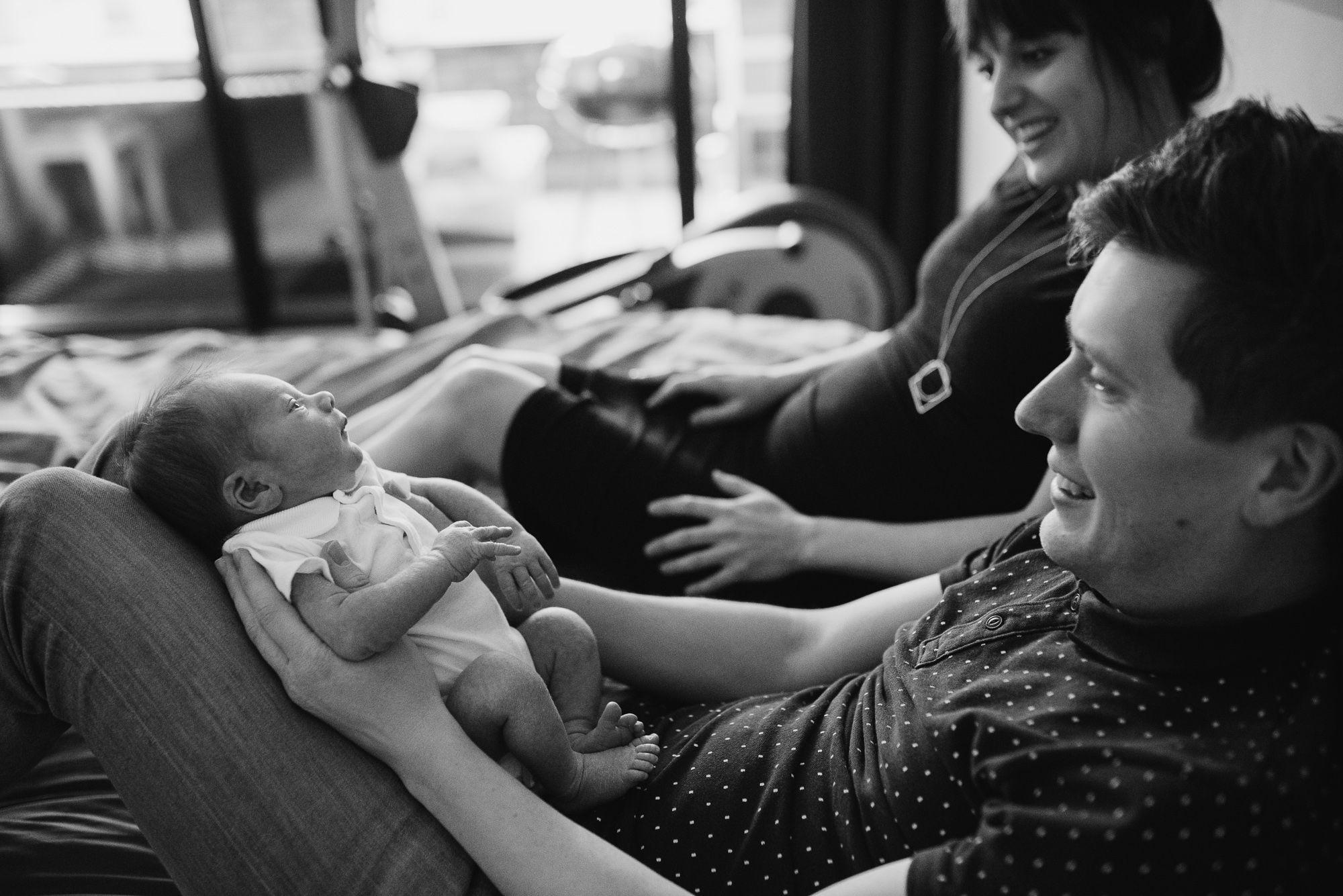 foto's maken thuis newborn pasgeboren baby breda