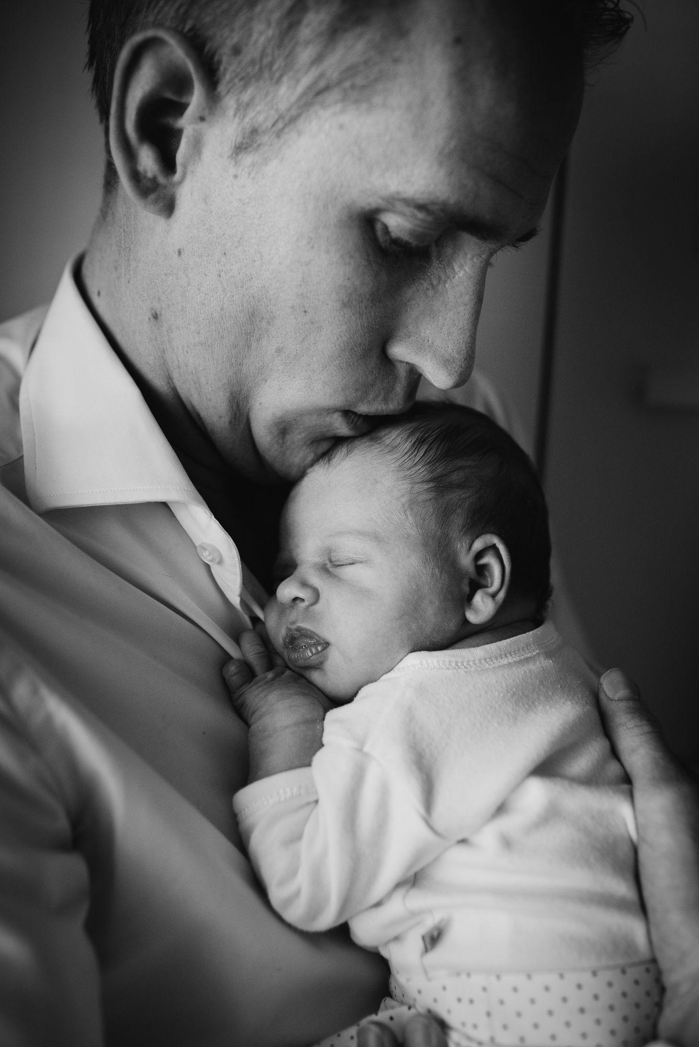 fotoshoot newborn baby lifestyle