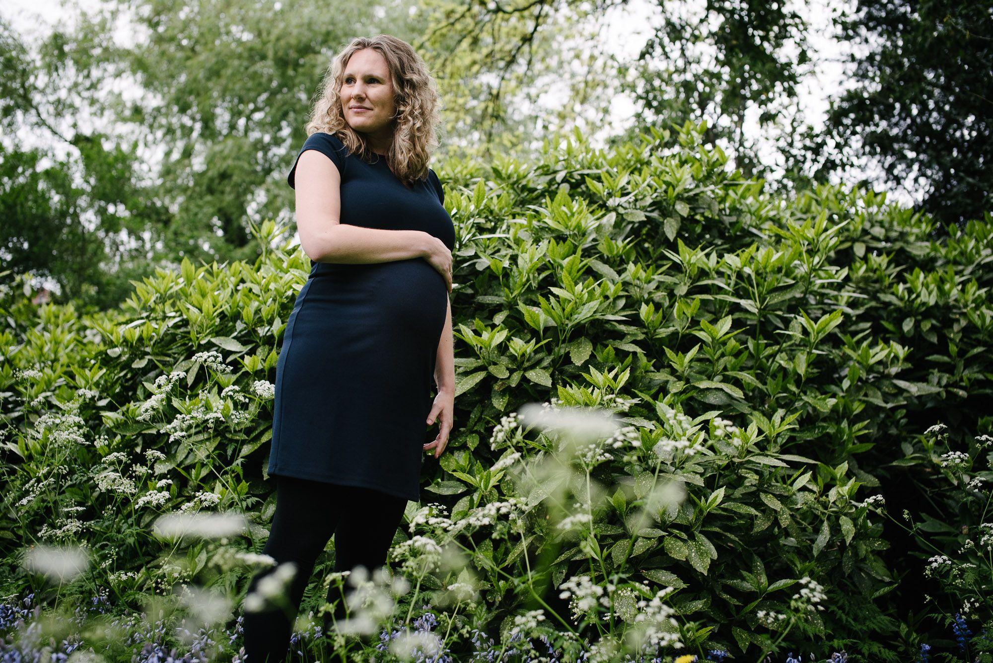 foto's zwanger