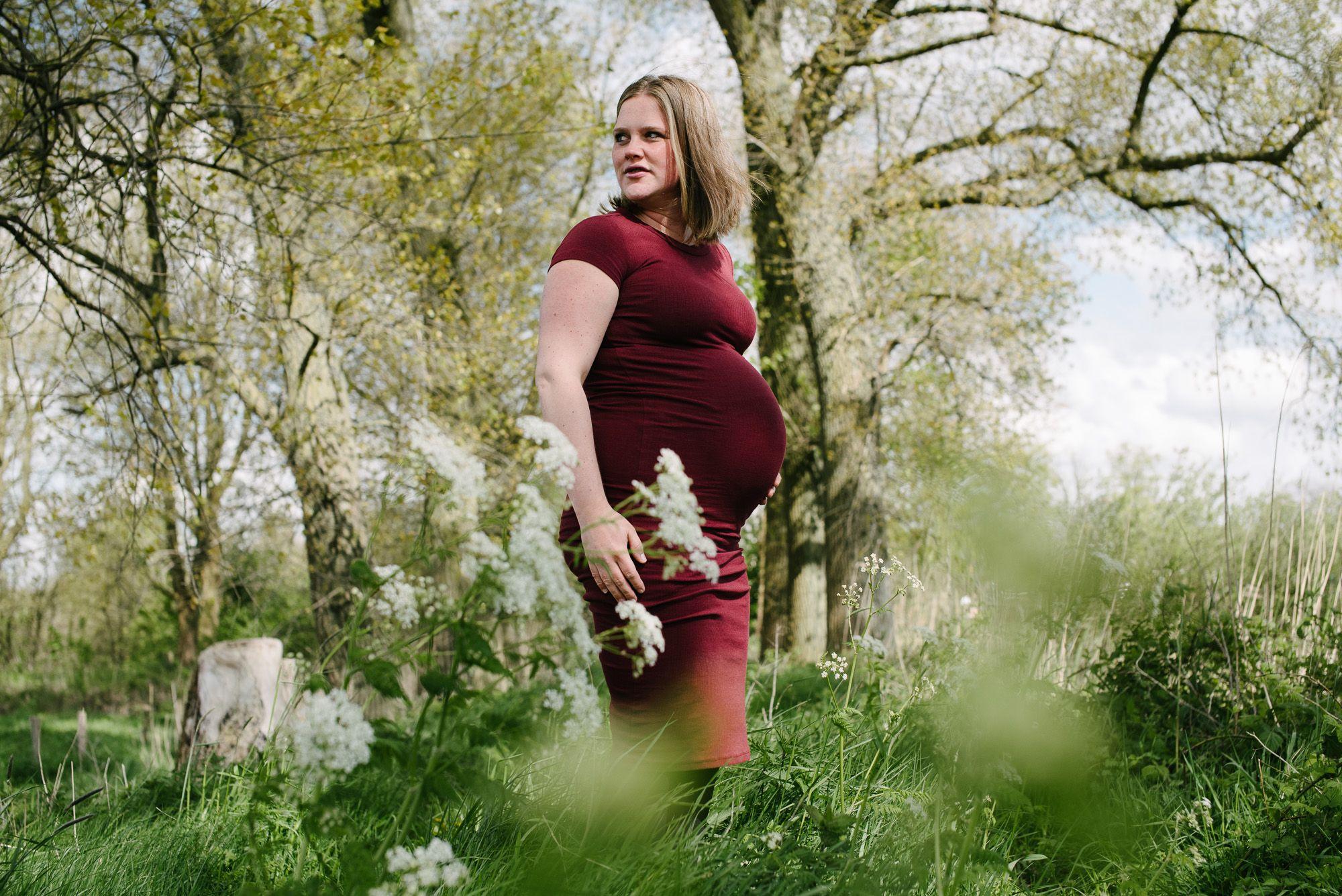 zwangerschapsfoto's Den Bosch
