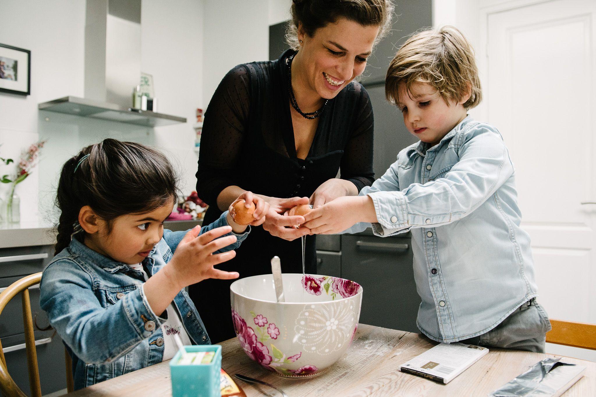 ongeposeerde familiefotografie kinderfotografie Den Bosch