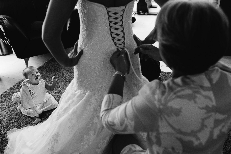 foto's bruiloft journalistiek