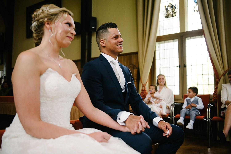 fotograaf bruiloft journalistiek ongeposeerd