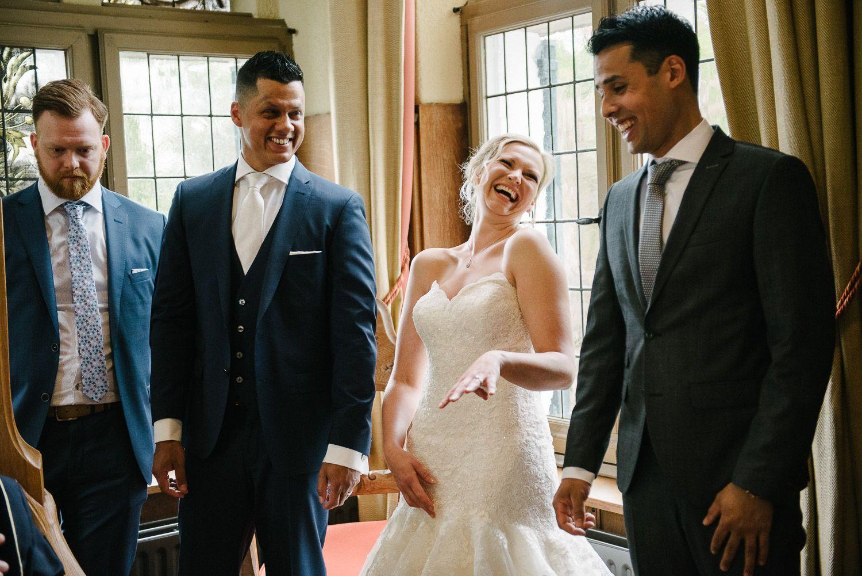 bruidsreportage journalistiek