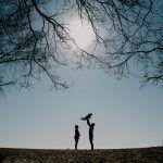 Stoere zwangerschapsfotografie Eindhoven