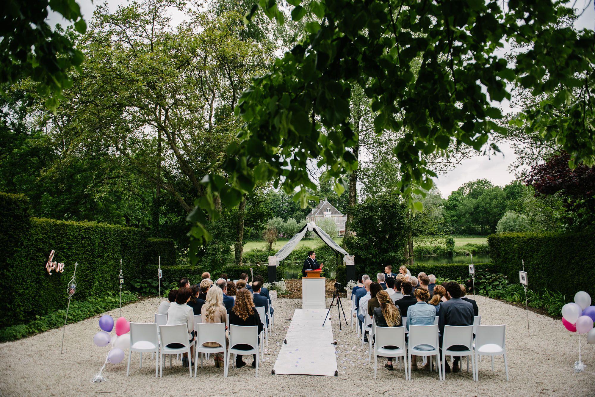 trouwlocatie Kasteel Maurick fotograaf