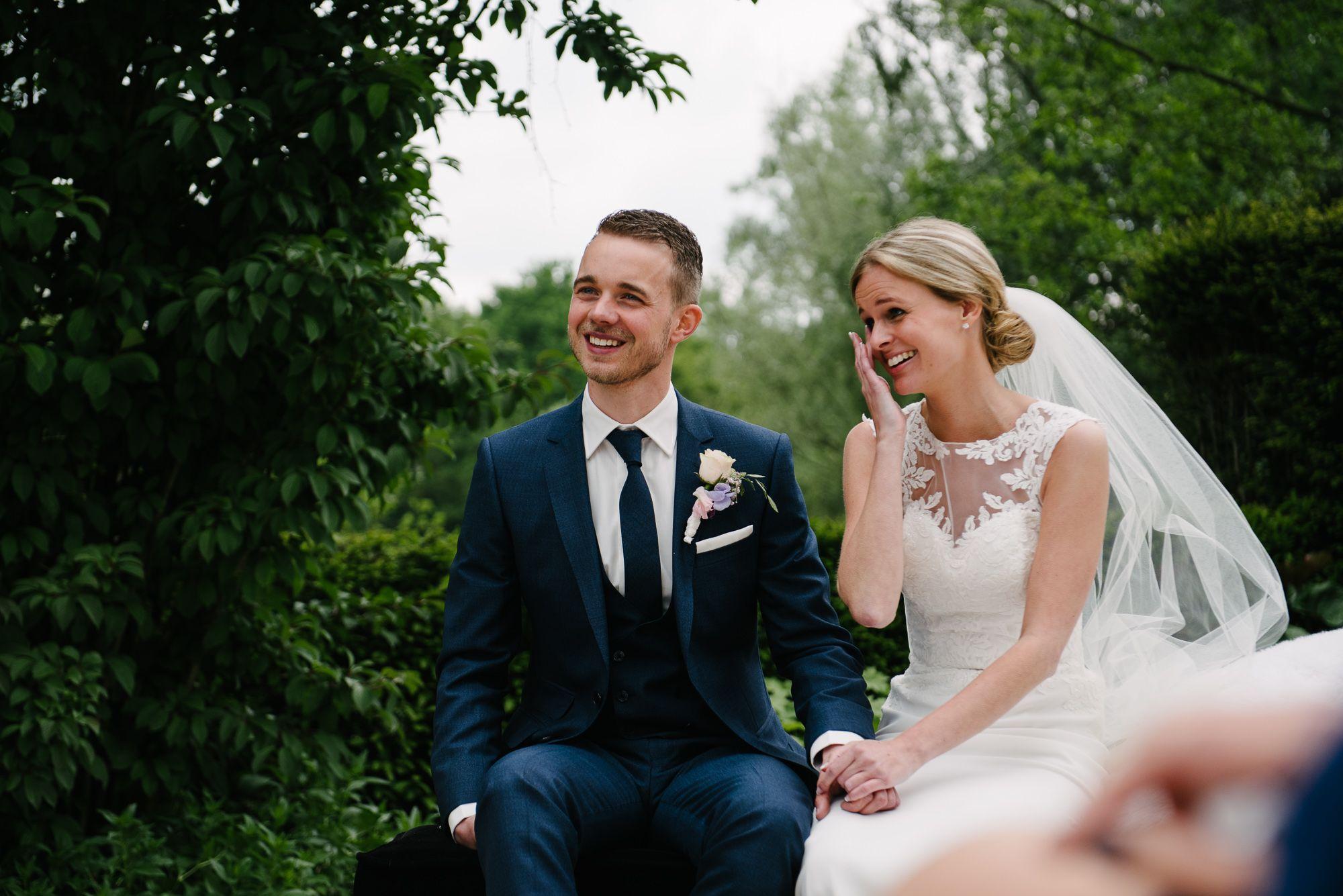 fotograaf bruiloft spontaan
