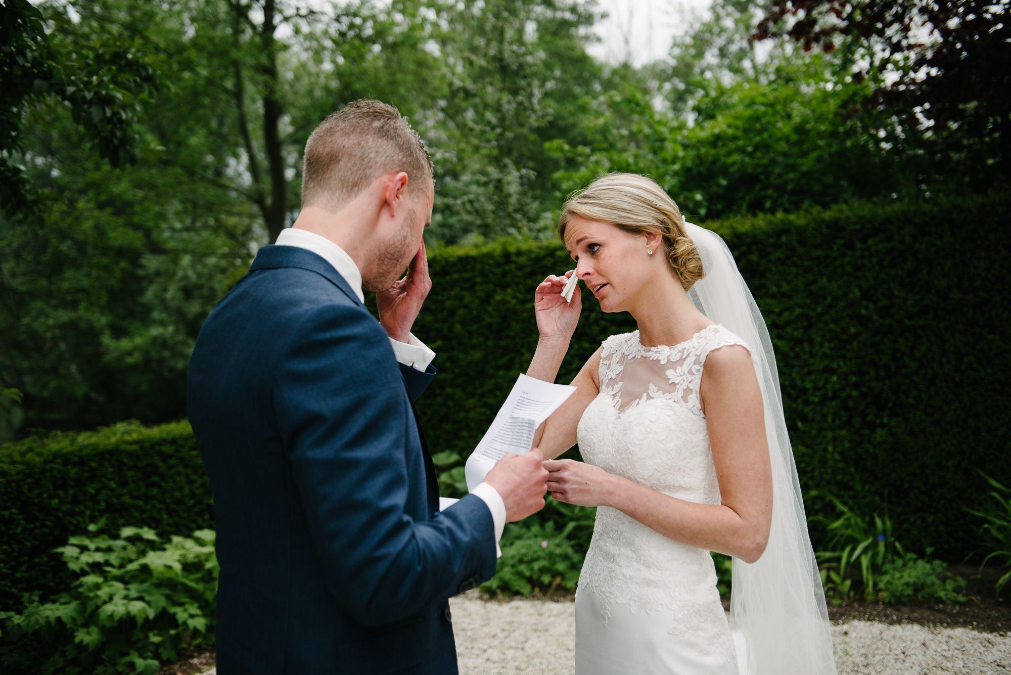 bruidsfoto's journalistiek