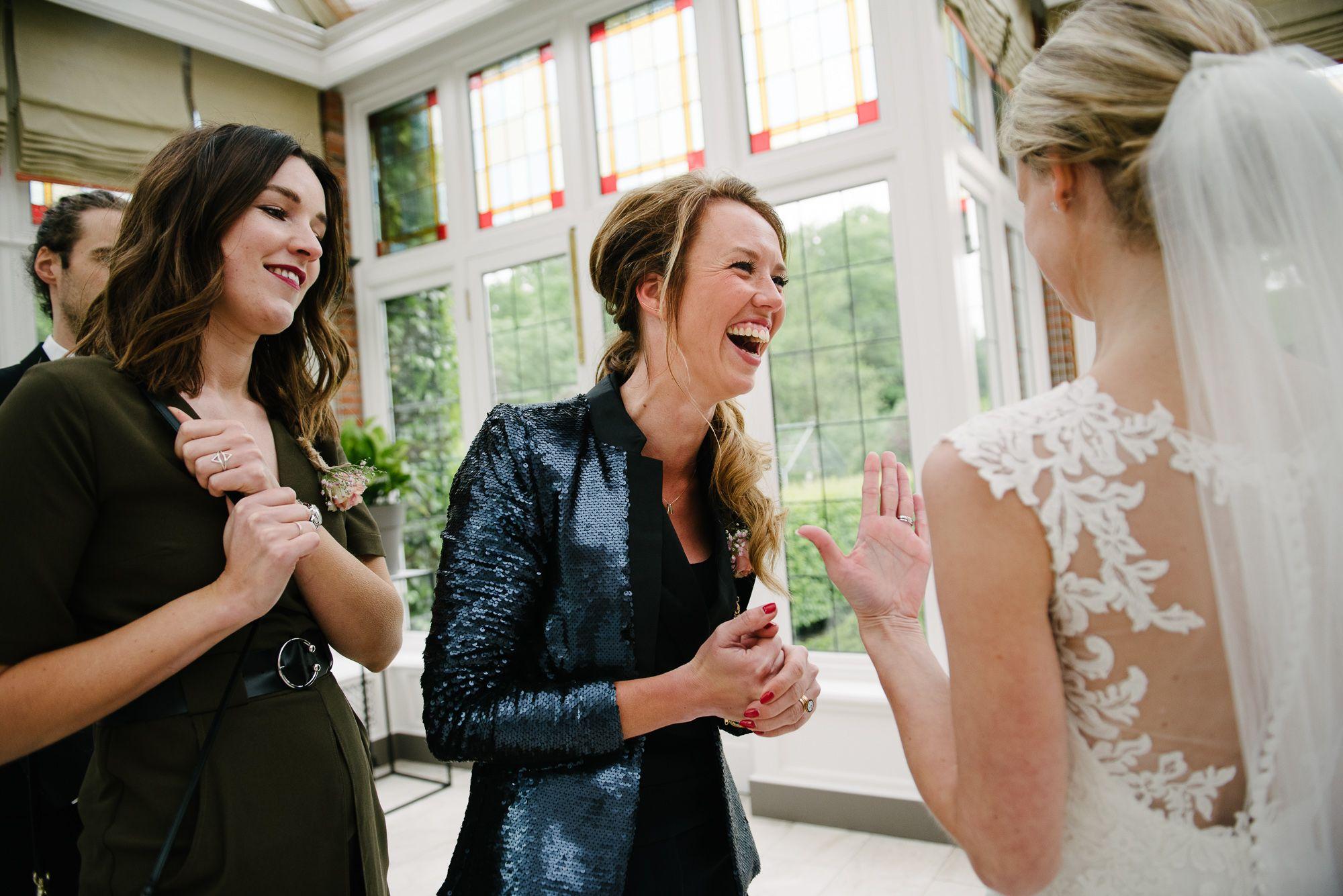 bruidsfotograaf journalistieke stijl Den Bosch
