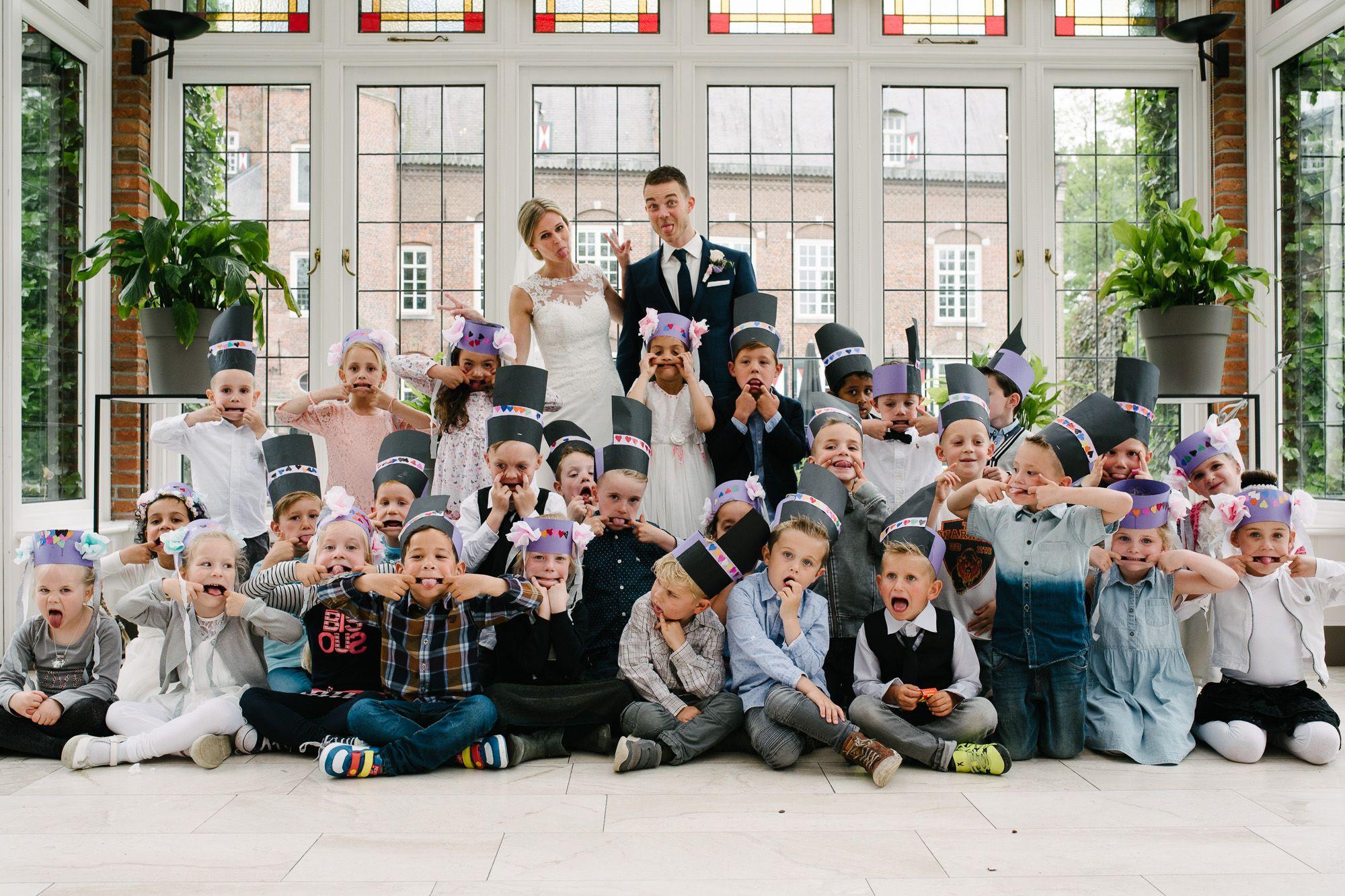 Journalistieke trouwfotograaf Den Bosch