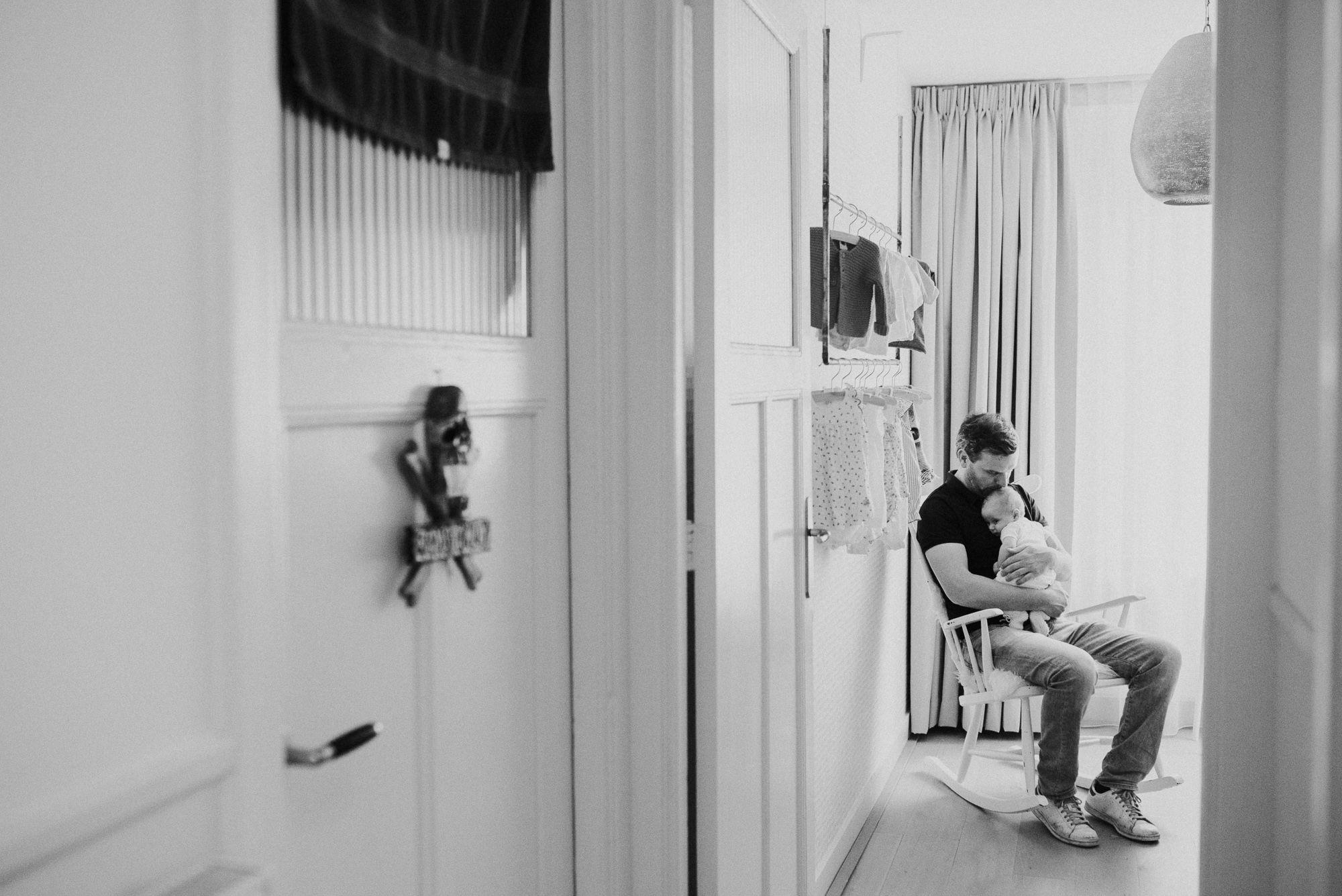 fotoshoot met baby Rotterdam