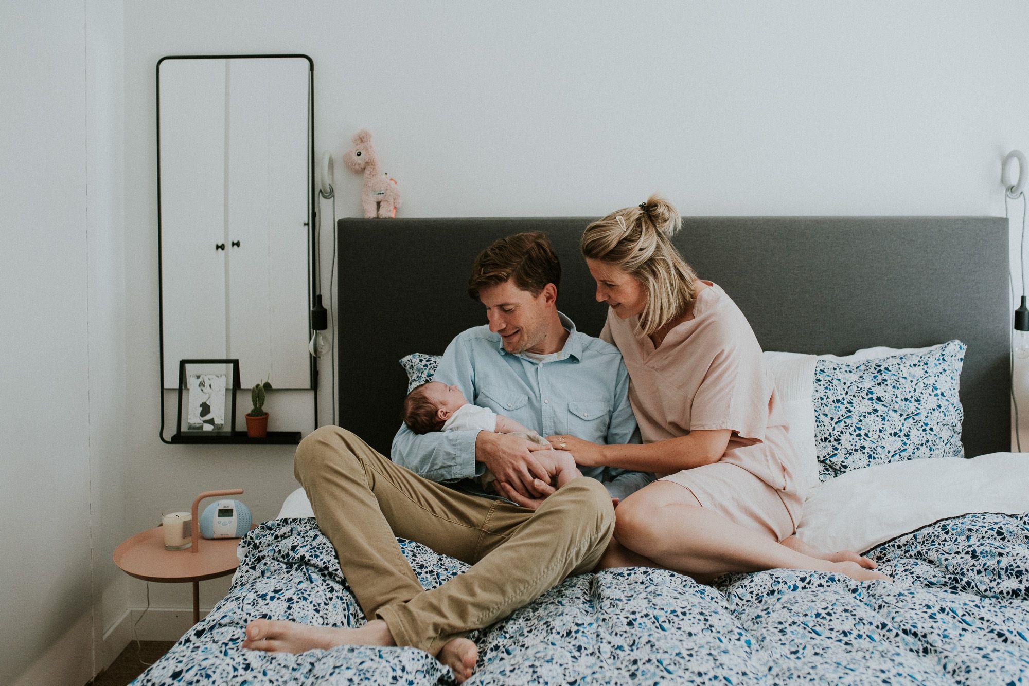 fotograaf newborn Rotterdam