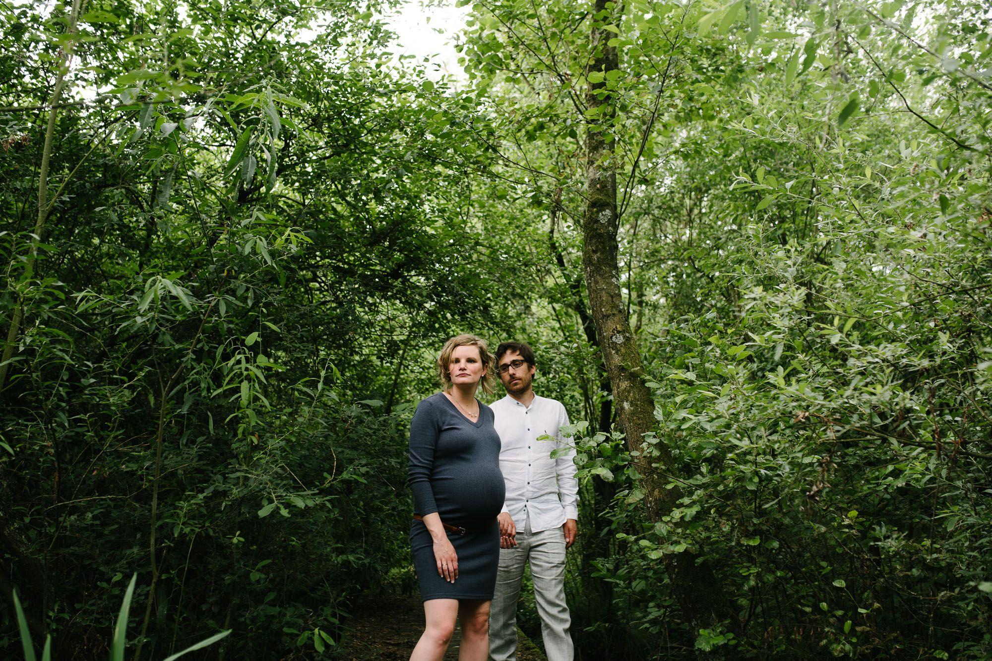 fotograaf zwanger stoer