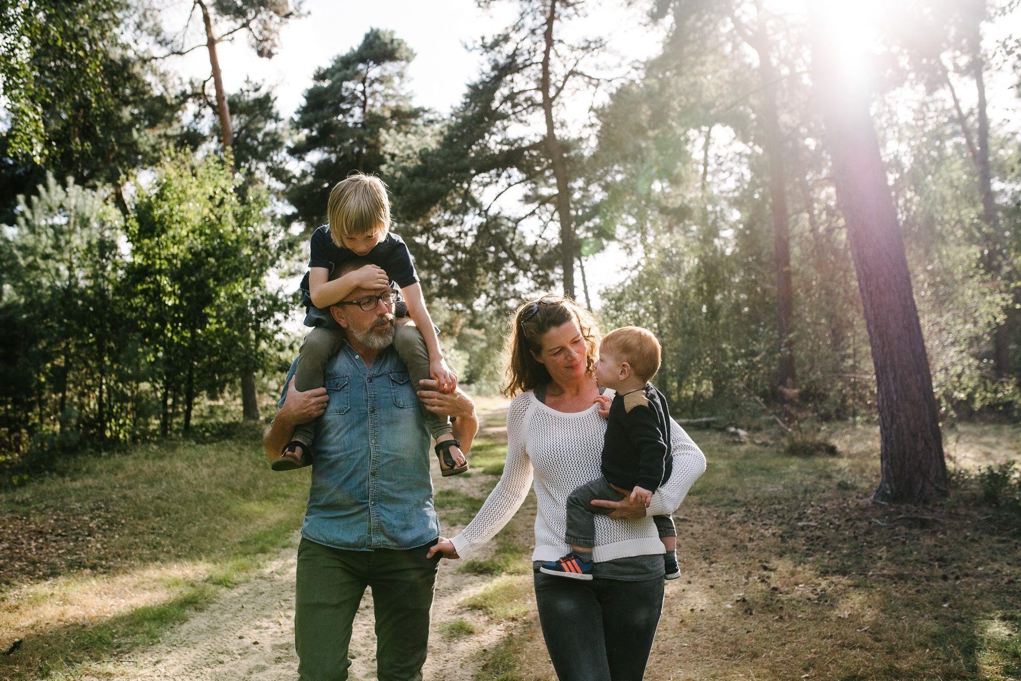 fotograaf gezin outdoor