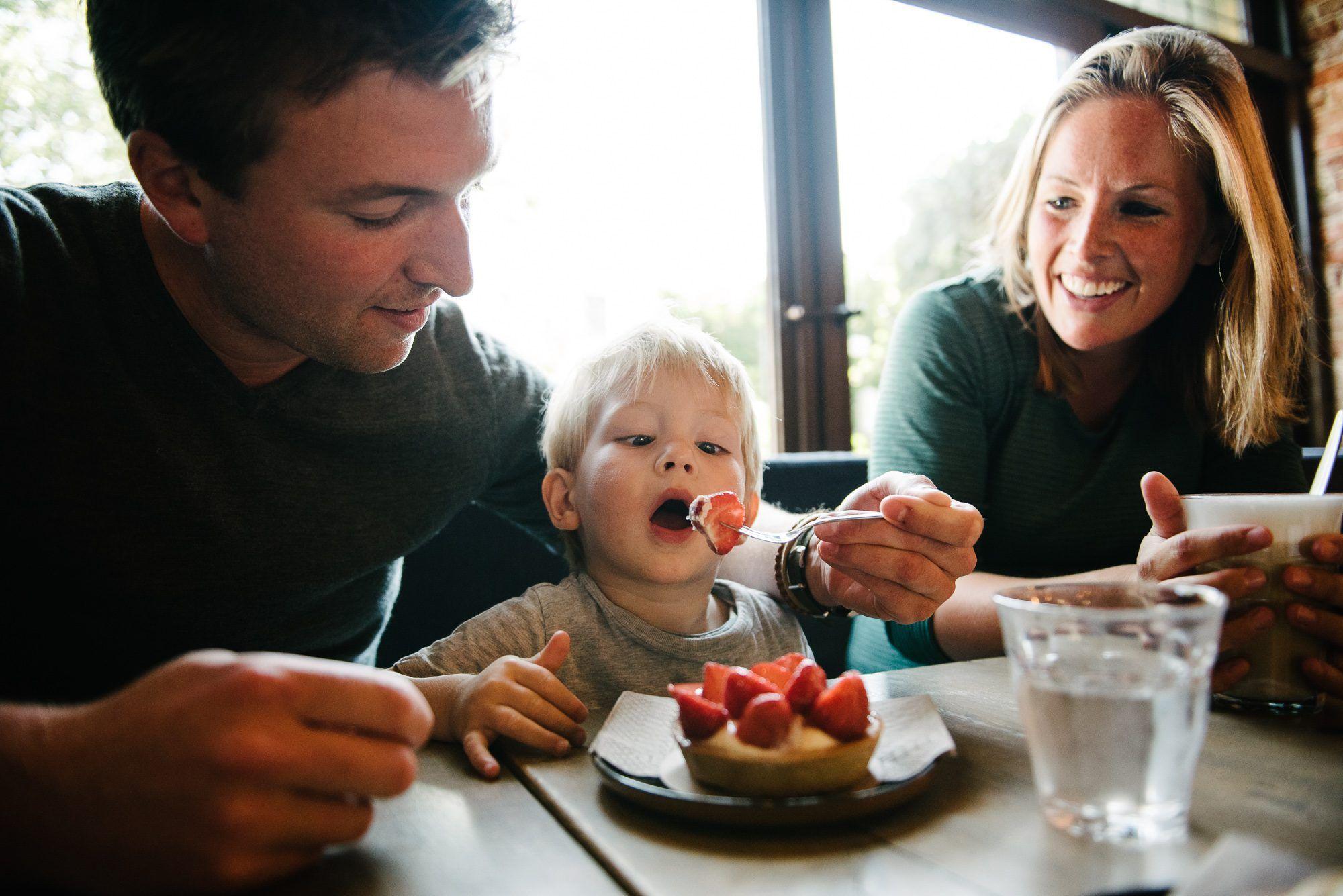 niet geposeerde familiefotografie Utrecht