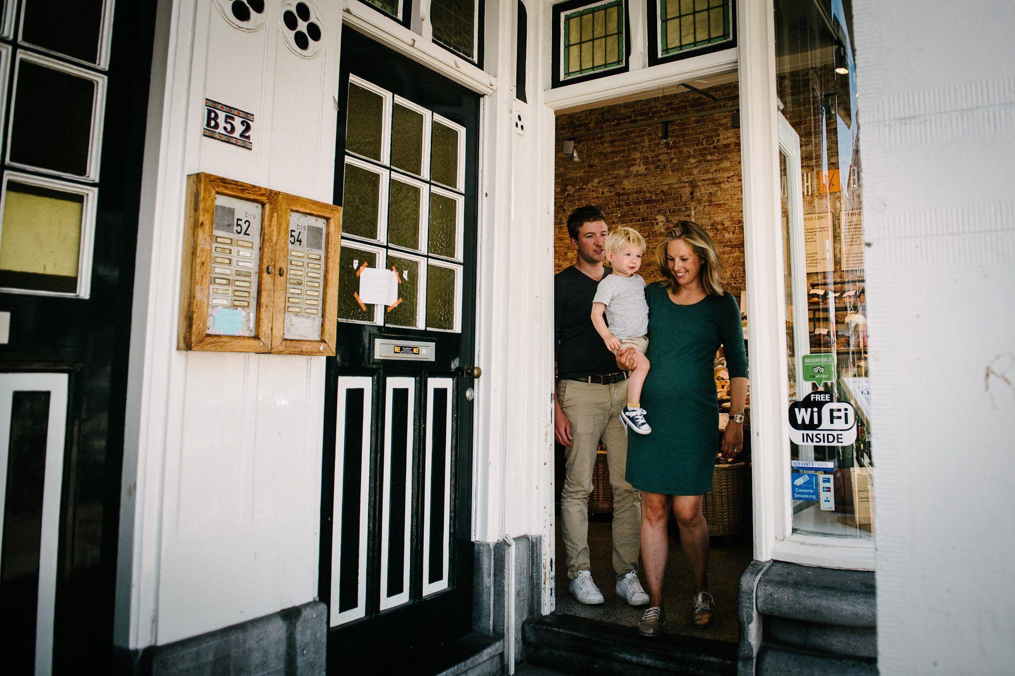 spontane familiefotografie Utrecht