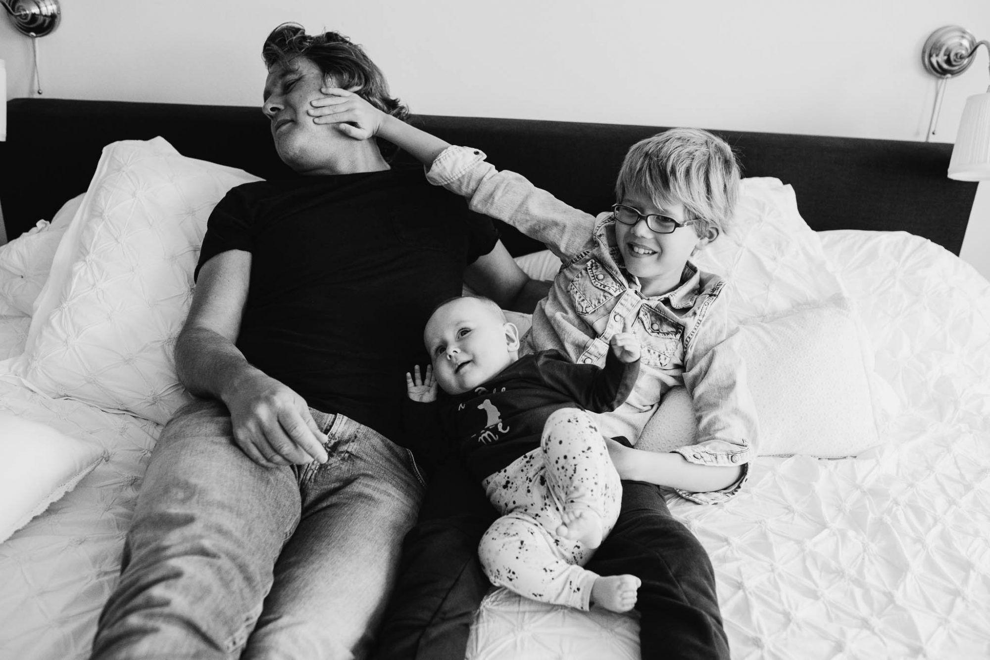 fotoshoot gezin spontaanv