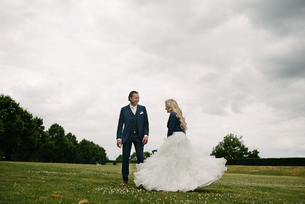 fotograaf bruiloft fotoshoot spontaan