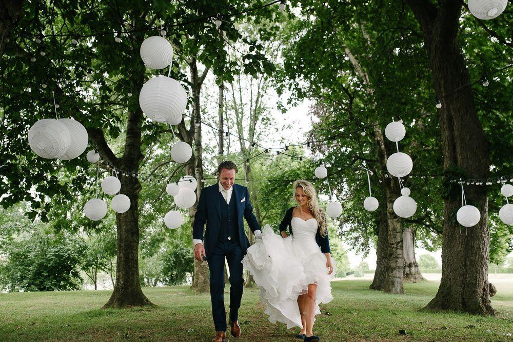 natuurlijke foto's bruiloft