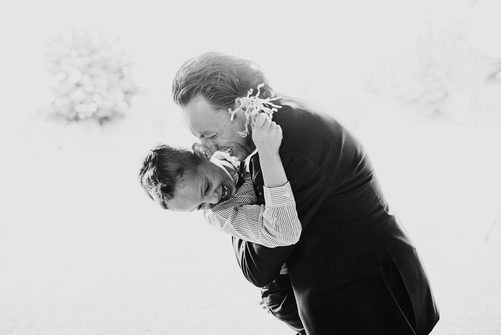 niet geposeerde foto's bruiloft