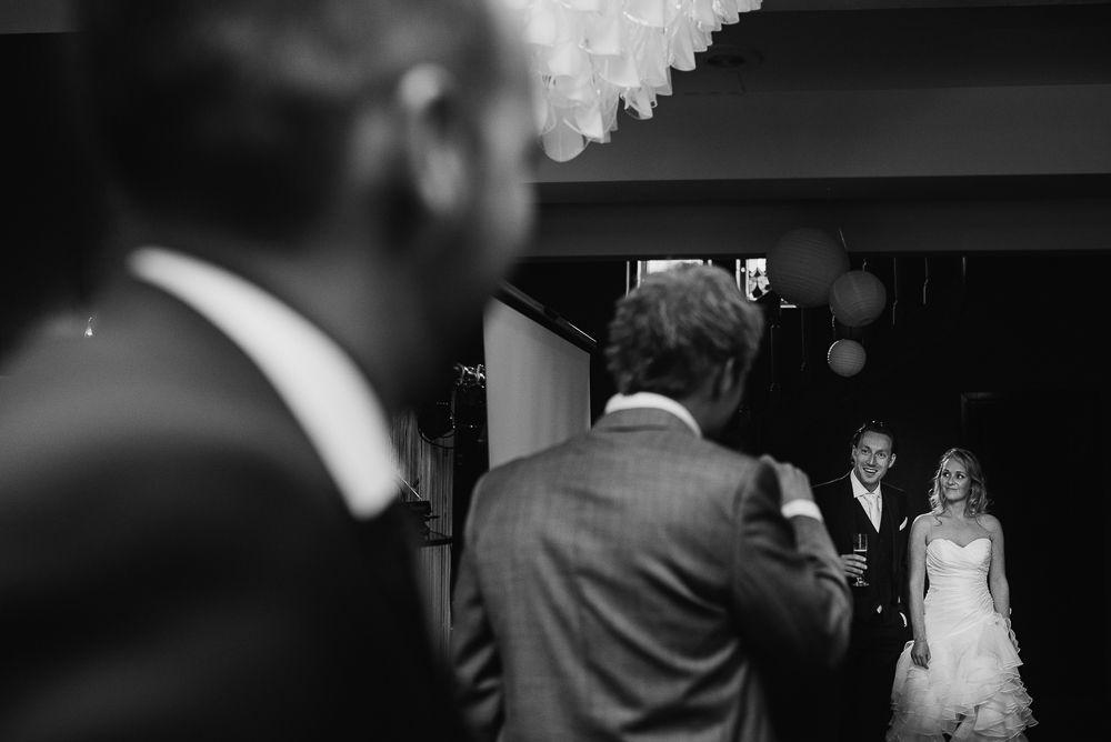 foto's trouwen journalistiek