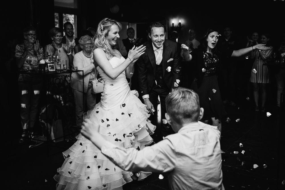 openingsdans fotograaf bruiloft