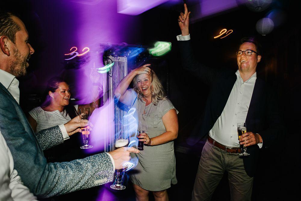 feest bruiloft fotograaf